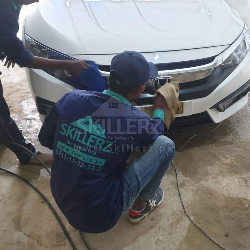 Car Detailing Honda Civic (7)