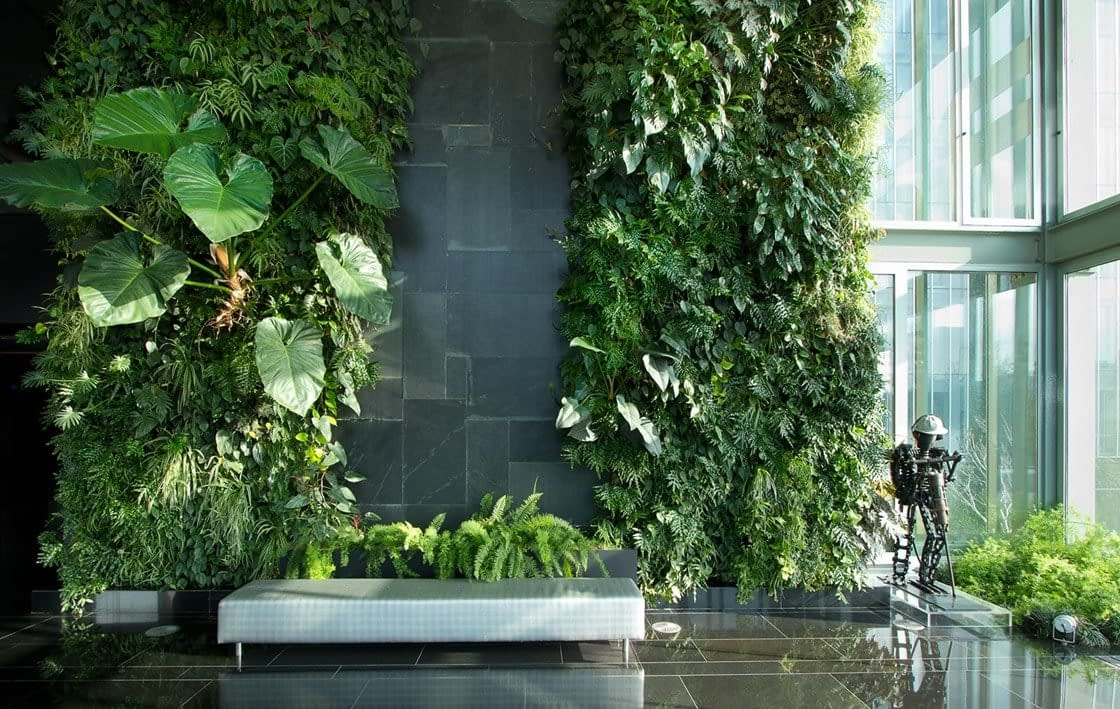 How To Professionally Build A Vertical Garden
