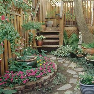 The Challenges Of Designing A Small Garden