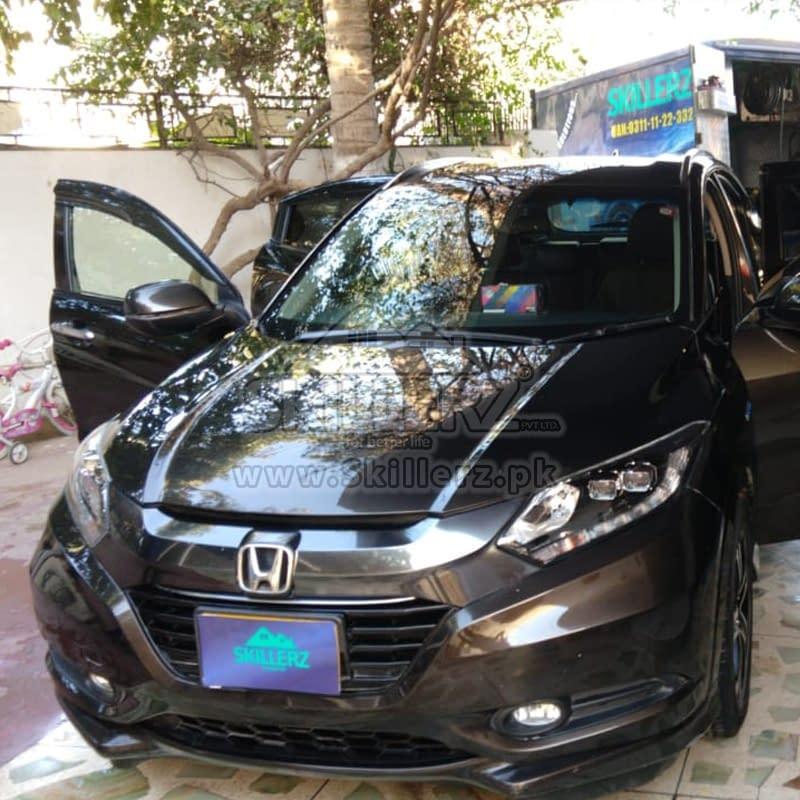 Car Detailing Honda Vezel (1)