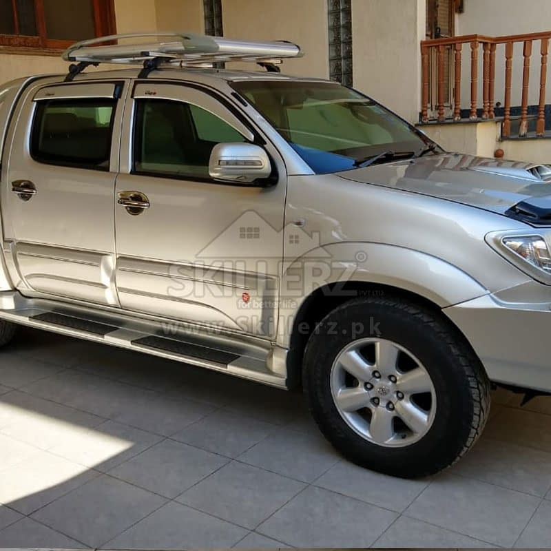 Car Detailing Toyota Hilux (2)