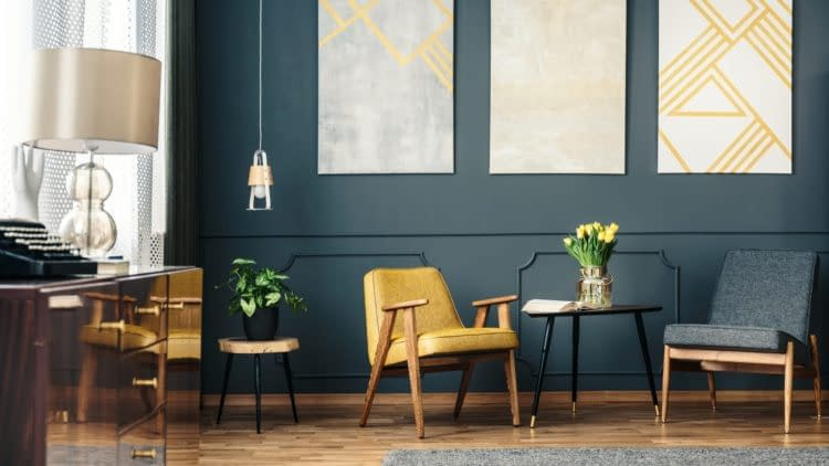 How To Successfully Pull Off Dark Colored Walls
