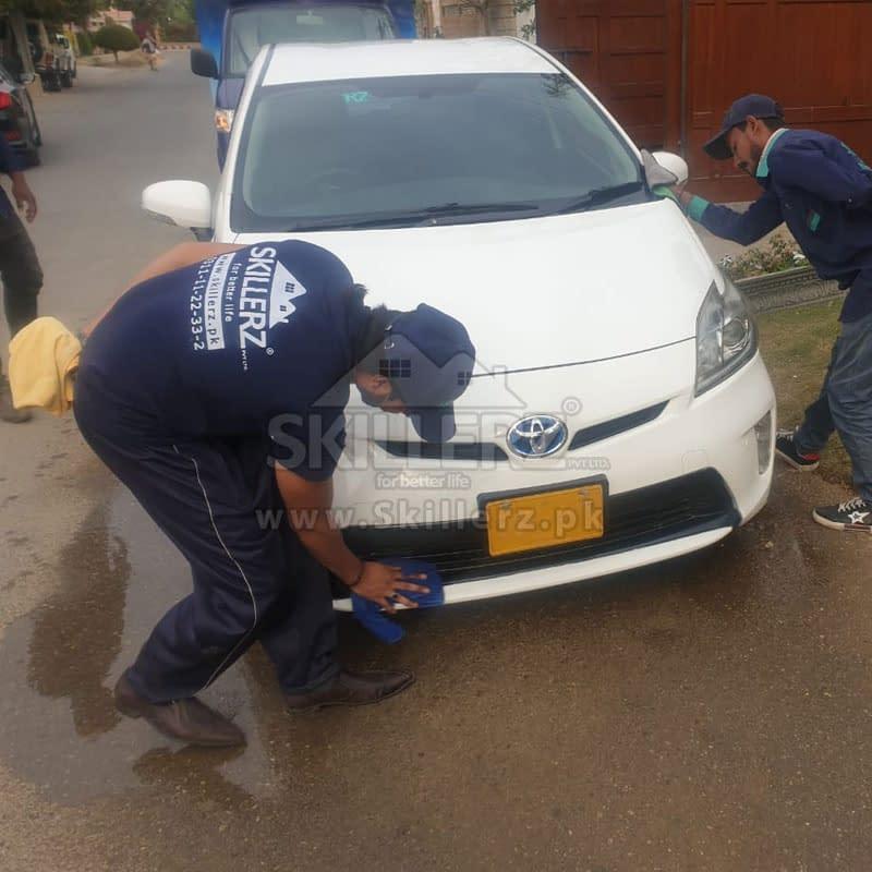 Car Detailing Toyota Prius (10)