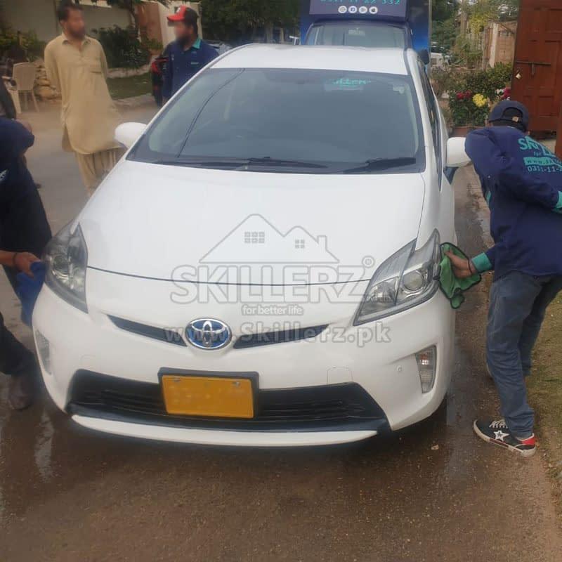 Car Detailing Toyota Prius (8)
