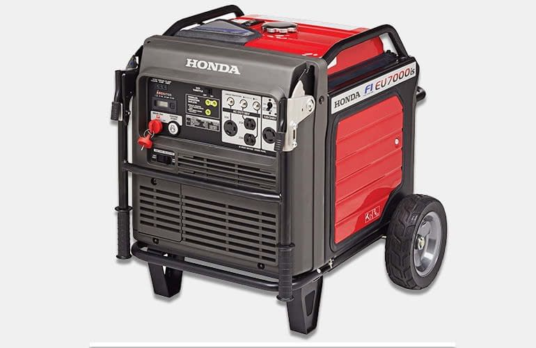 Some Pros and Cons of Inverter Generators