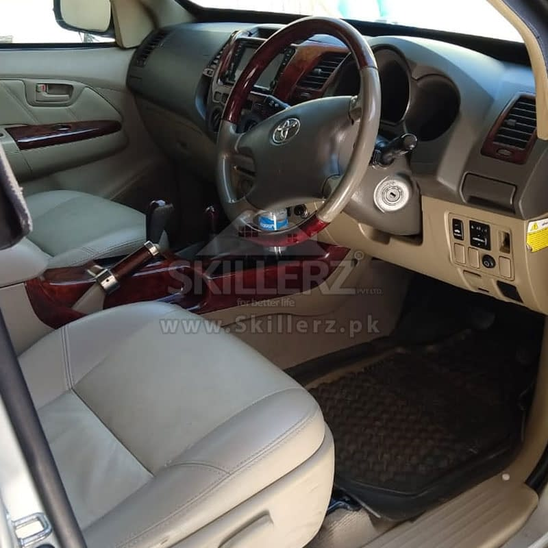 Car Detailing Toyota Hilux (3)