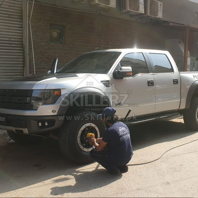 Car Detailing FORD F150 (4)