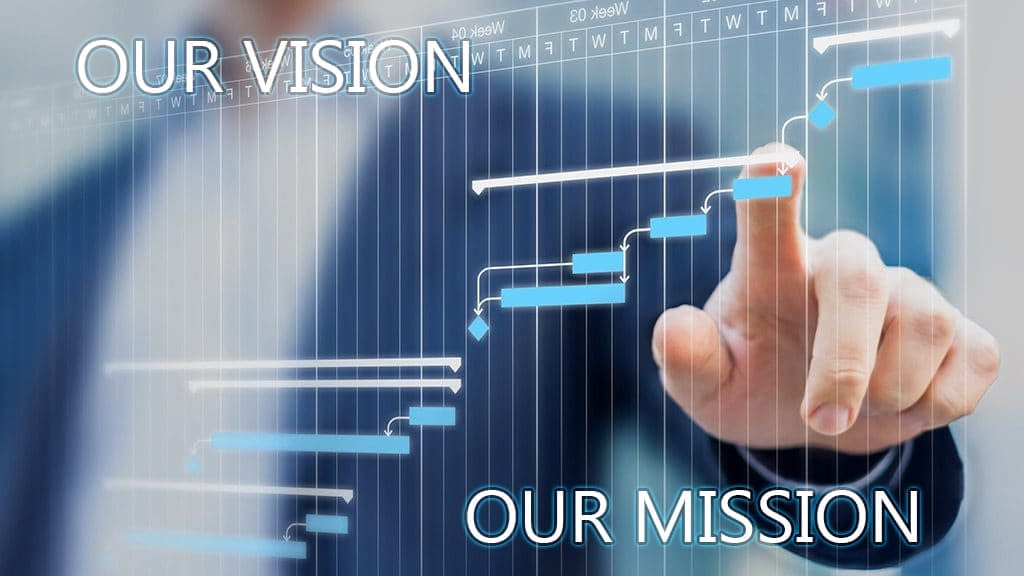 our mission and our vision