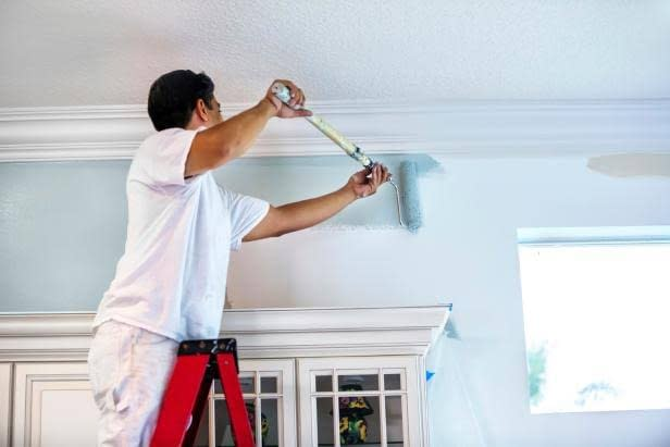 Some Effective Tips For Painting A Ceiling